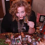 March Oracle: Kali Reads Tarot and Rocks, Crystals and education with Jo Wheat King